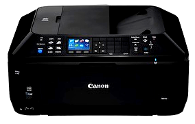 Canon PIXMA MX512 Driver for Mac and Windows