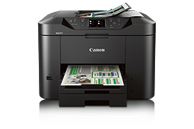 Canon MAXIFY MB2020 Driver Printer
