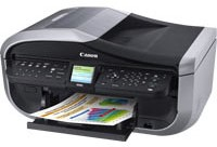 Canon PIXMA MX850 Drivers Windows and Mac OS X