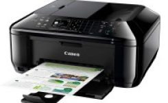 Canon PIXMA MX524 Drivers Windows and Mac OS X