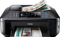 Canon PIXMA MX715 Drivers Windows and Mac OS X