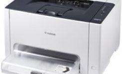 Canon i-SENSYS LBP7010C Driver Mac and Windows